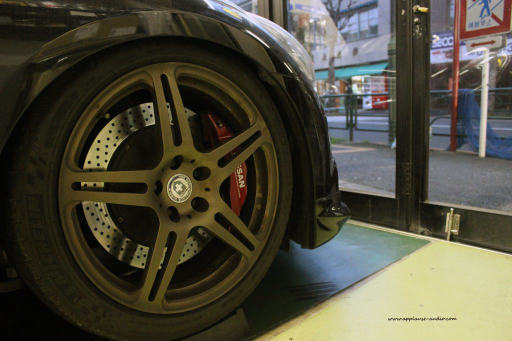 HRE P STOPTECH BIG Brake V36 スカイライン